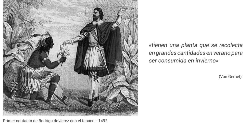 ACADEMIA DEL TABACO COLON DESCUBRE TABACO 1492