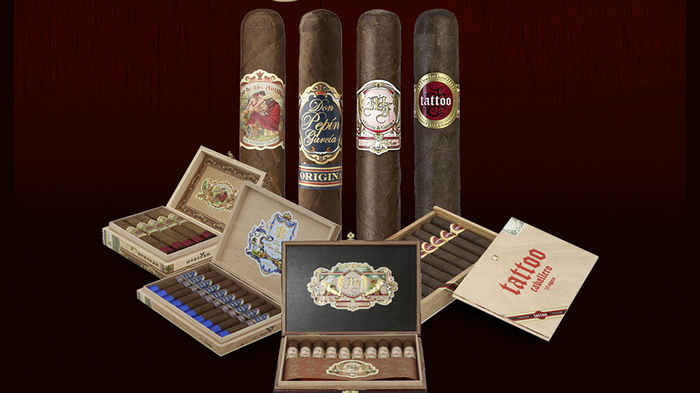 LA CASA DEL TABACO My Father CIGARS ADT