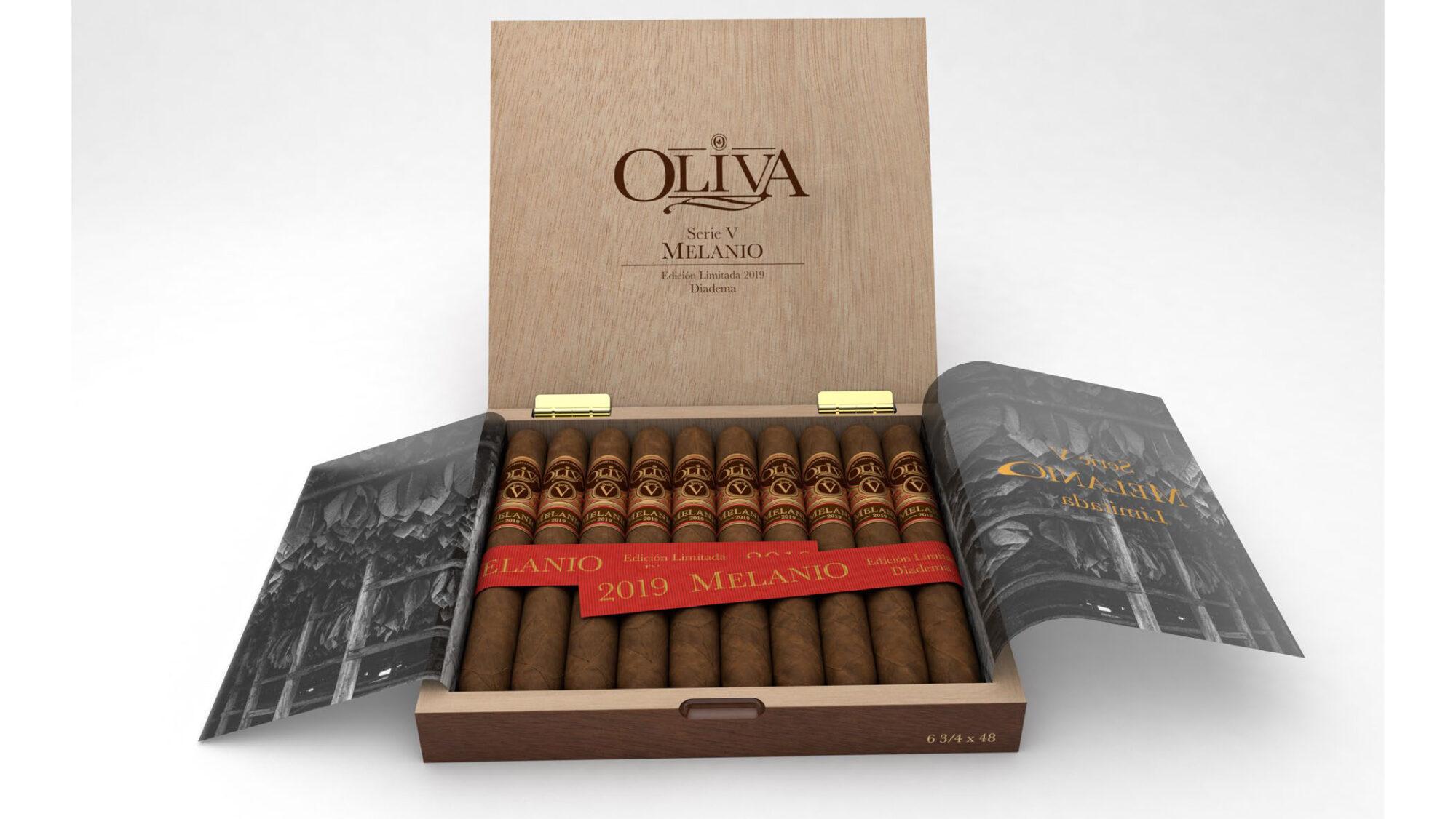 La Casa del Tabaco Oliva Serie V Melanio Diadema