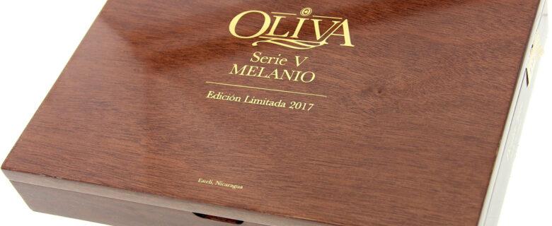 ACADEMIA DEL TABACO OLIVA SERIE V MELANIO EDICION LIMITADA 2017 02